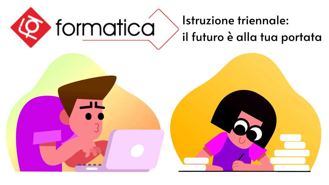 Istruzione Triennale Formatica